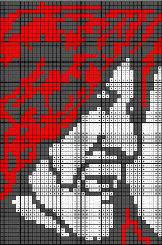 Ideas Baby Crochet Star Wars Perler Beads For 2019 Star Wars Crochet, Crochet Stars, Crochet Baby, Perler Patterns, Quilt Patterns, Crochet Patterns, Obi Wan, Hama Beads, Lego Mosaic