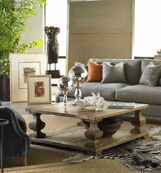 Sherrill Furniture. Serene Setting.