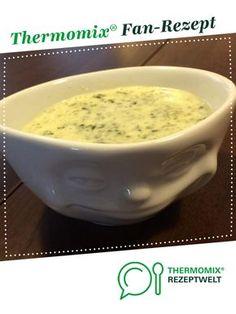 Käsesuppe mit Spinat von lisarazu11. Ein Thermomix ® Rezept aus der Kategorie Suppen auf www.rezeptwelt.de, der Thermomix ® Community.
