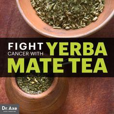 Yerba mate - Dr. Axe http://www.draxe.com #health #holistic #natural