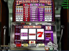 http://www.slotbonuses.info/wildvegas.php FREE Diamond Mine Casino Slot Game with $4,000 Free Bonuses from http://www.slotbonuses.info/Slots-of-Vegas-100free.htm With the best casino bonus offers around, your first deposit bonus is worth up to $4,000 with the 400% match bonus    You can play the instant online games or download the free casino sof...