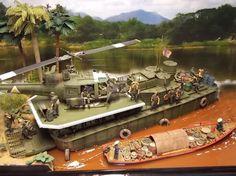 1/35 Vietnam Diorama