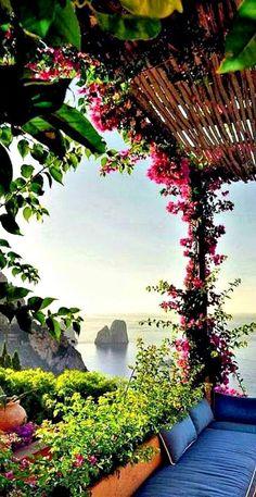 Capri, Italy. Breathtaking!