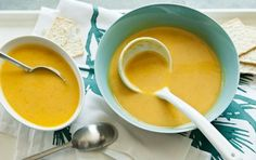 This traditional squash soup is a serious crowd pleaser. Put a spin on it by trying one of the flavorful variations suggested.
