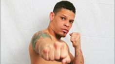Orlando Cruz (born July 1, 1981)  is a Puerto Rican professional boxer. As an amateur, Cruz represented Puerto Rico at the 2000 Olympic Games in Australia. Cruz made his professional debut on December 15, 2000, against Alfredo Valdez in Puerto Rico. He came OUT in October 2012.