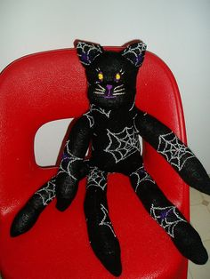 Halloween Sock Kitty   Flickr – Compartilhamento de fotos!