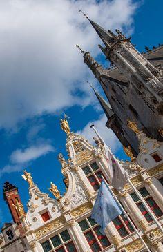 Bruges-35 | by Sellsy Belgium Europe, Bruges, Big Ben, Louvre, Explore, Places, Travel, Viajes, Destinations