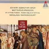 Bach: Matthaus-Passion, with Paul Esswood
