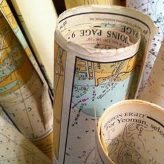Beautiful, Historic Maps. They can tell us so much about a community and our heritage.