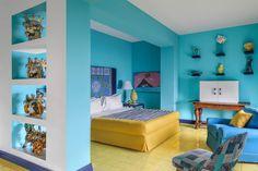 A Minervetta Boutique Hotel egy, az 50-es évek óa családi tulajdonban lévő…