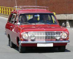 1963 Opel Rekord A Caravan
