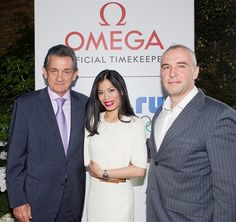 Vanessa-Mae has been named OMEGA's latest brand ambassador @Omega Watches