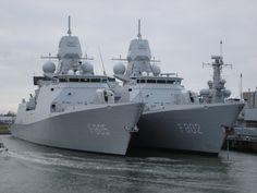 The Dutch LCF frigates