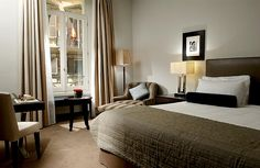 The Westin Excelsior, Rome—Modern Luxury Room