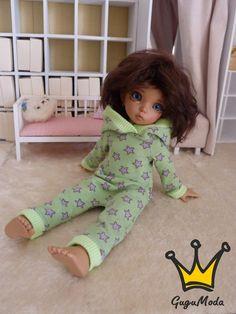 Littlefee YOSd pyjamas overall by GuguModa on Etsy