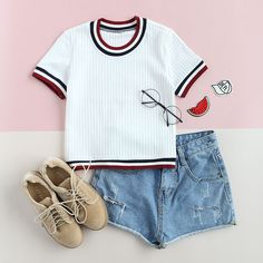 How To Dress Thinner Outfits Every Girl 48 Ideas Teen Fashion Outfits, Mode Outfits, Outfits For Teens, Girl Outfits, Summer Outfits, Summer Dresses, Cute Casual Outfits, Pretty Outfits, Stylish Outfits