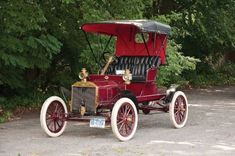 1906 Ford Model N Runabout                                                                                                                                                                                 More