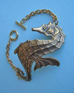 Image of Sea You Later Seahorse Bracelet