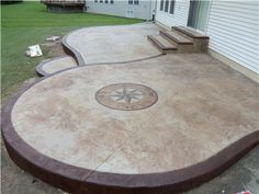 michigan stamped concrete | Michigan Stamped Concrete, Decorative Cement and Acid Staining - John ...