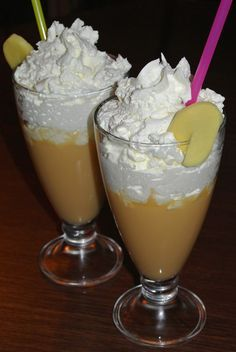 Trifle, Smoothies, Panna Cotta, Cheesecake, Food And Drink, Cooking Recipes, Ice Cream, Pudding, Sweets
