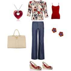 Love Is, created by rgagliar.polyvore.com