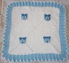 Baby Boy orsacchiotto maglione corredino di MADEWITHLOVEBYSUZIEQ