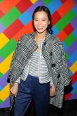 Jamie Chung at MoMA for Gimme Shelter premiere