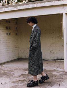 Finn Wolfhard x Graham Dunn x Danyl Geneciran for L'Officiel Hommes Espana Spring 2018 - Minimal. / Visual.