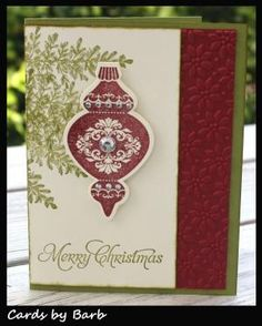 Stampin Up Christmas card by gferland