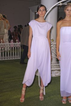 c9d2a67c3 Alice + Olivia Spring 2012 Runway Pictures