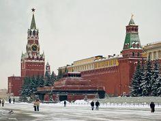 Moscow - Red Square / Москва - Красная площадь
