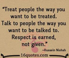 treat people how you want to be treated - Google Search