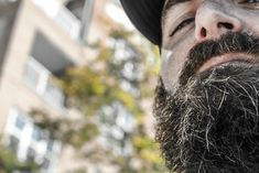 A patchy beard is the bane of every type of beard, but luckily it's something you can fix. Patchy Beard Tips Beard Growth Tips, Beard Tips, Hair Growth, Thin Beard, Bald With Beard, Badass Beard Care, Growing A Full Beard, Patchy Beard, Types Of Beards