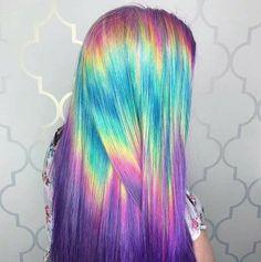 Awesome hair color hair health, colors and styles, 2019 dyed hair, hair Mink Brazilian Hair, Pretty Hair Color, Amazing Hair Color, Coloured Hair, Wild Colored Hair, Bright Colored Hair, Gorgeous Hair, Beautiful, Mermaid Hair