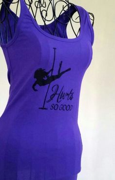 **Sneak peak** Visit AerialFitBoutique.com for fun and funky Pole Dance Fitness clothing! Save 15% on your first order! Six more designs of aerial workout tops coming Sep. 15th!