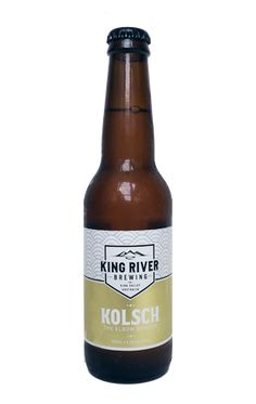 Beer 398 - Kolsch from King Valley a Brewing. Australia