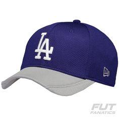 Boné New Era MLB Los Angeles Dodgers 3930 Marinho e Cinza Somente na  FutFanatics você compra caffd9eedf5