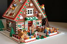 Gingerbread House_DSC_9246 | Suzi More | Flickr