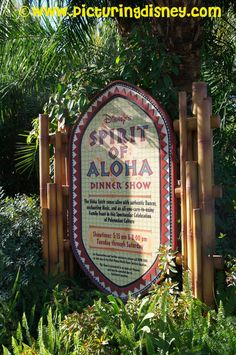 Spirit of Aloha Dinner show review | Picturing Disney