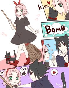 Awwwww|| I love it|| sasusaku