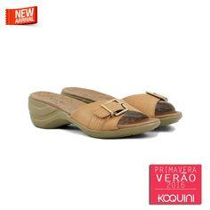 Tamanco campeão em vendas e em conforto #koquini #sapatilhas #euquero #malu Veja mais em: http://koqu.in/1MViH22