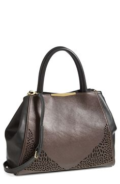 63af6ef86f1d Perfect pop of texture on this otherwise classic bag. Nicole S