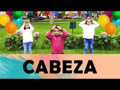 TOCA TU CABEZA   Baile - ¡Canta, Maestra! - YouTube Spanish Classroom Activities, Preschool Spanish, Learning Spanish, Preschool Activities, Zumba Songs, Spanish Songs, Brain Breaks, Activity Sheets, Youtube