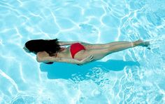 The Easiest Way Ever To Swim-Proof Your Hair - SELF