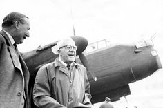 """Sir Barnes Neville Wallis, CBE, FRS, RDI, FRAeS (26.9.1887
