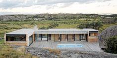 Arkitekttegnet hytte på Hvasser - Internasjonalt preg på Hvasser-hytte - Marianne Borge