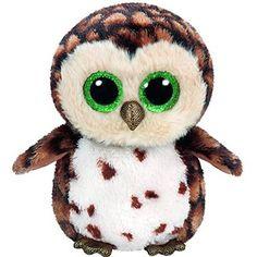 "TY Beanie Boo Plush - Sammy the Owl 6"""
