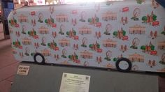 Cath kidston bus   picadilly