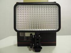 Iluminador 170 Led Camara Reflex, Filmadoras Canon Nikon So - $ 1.190,00