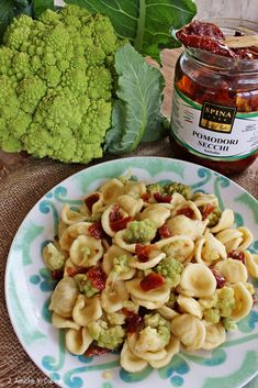 Pasta Con Broccoli, Polenta, Ravioli, Gnocchi, Cauliflower, Vegan Recipes, Food And Drink, Vegetables, Estate